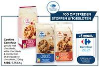 Cookies carrefour-Huismerk - Carrefour