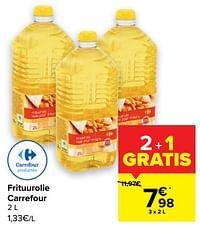 Frituurolie carrefour-Huismerk - Carrefour