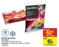 Thais pannetje met kip-Huismerk - Carrefour