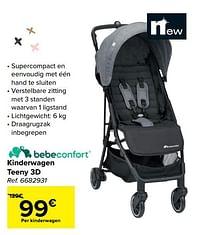 Kinderwagen teeny 3d-Bébéconfort