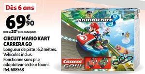 Circuit mario kart carrera go