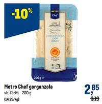 Metro chef gorgonzola zacht-Huismerk - Makro