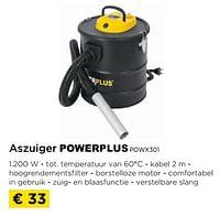 Aszuiger powerplus powx301-Powerplus