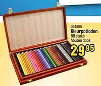 Kleurpotloden-Huismerk - Happyland