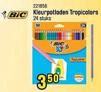 Kleurpotloden tropicolors-BIC