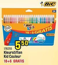 Kleurstiften kid couleur-BIC