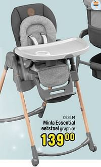 Minla essential eetstoel-Maxi-cosi