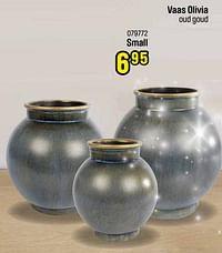 Vaas olivia small-Huismerk - Happyland