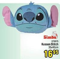 Kussen stitch-Simba