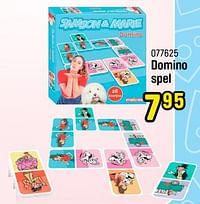 Domino spel-Samson & Marie