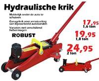 Hydraulische krik-ROBUST