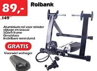 Rolbank-Huismerk - Itek