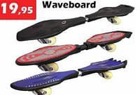 Waveboard-Huismerk - Itek