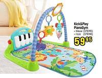 Kick+play pianogym-Fisher-Price