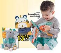 Sensory dierenstaartenboek-SES