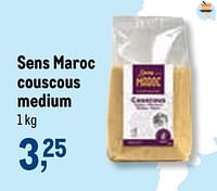 Sens maroc couscous medium-Huismerk - Makro