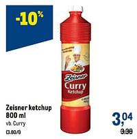 Zeisner ketchup curry-Zeisner