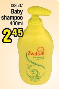 Baby shampoo-Zwitsal