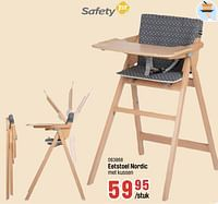 Eetstoel nordic-Safety 1st