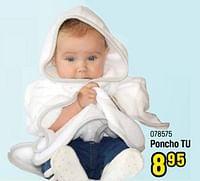 Poncho tu-Huismerk - Happyland