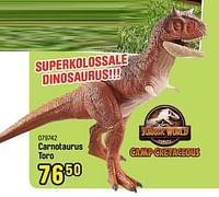 Carnotaurus toro-Jurassic World