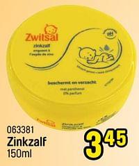 Zinkzalf-Zwitsal