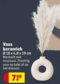 Vaas keramiek-Huismerk - Kruidvat