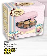 Bestron cupcakemaker-Bestron
