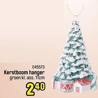 Kerstboom hanger-Huismerk - Happyland