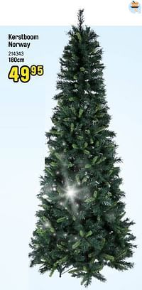 Kerstboom norway-Huismerk - Happyland