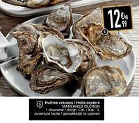 Huîtres creuses - holle oesters marennes oléron-Marennes Oleron