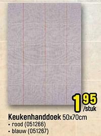 Keukenhanddoek-Clarysse Bath & Kitchen