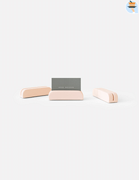 Bobby Card Bobby Card Holders (3x) - Medium - Millennial Pink-Maxwell House