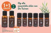 Essentiële olie pepermunt-De Tuinen