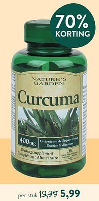 Curcuma-Nature
