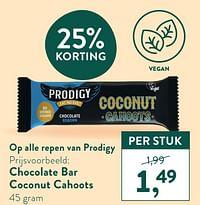 Chocolate bar coconut cahoots-Huismerk - Holland & Barrett
