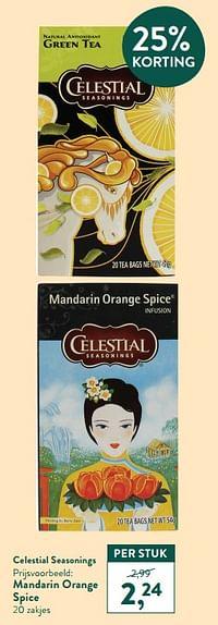 Mandarin orange spice-Celestial