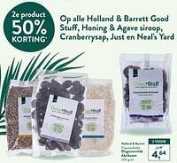 Ongezwavelde abrikozen-Huismerk - Holland & Barrett