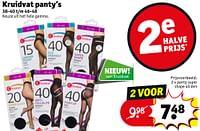 Panty super shape-Huismerk - Kruidvat