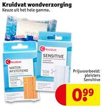 Pleisters sensitive-Huismerk - Kruidvat