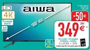 Aiwa tv led - led-tv led503uhd