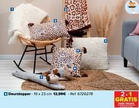 Deurstopper-Huismerk - Carrefour