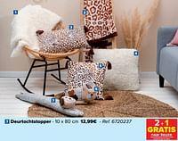 Deurtochtstopper-Huismerk - Carrefour