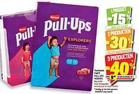 Pants pull-ups huggies-Huggies