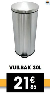 Vuilbak-Huismerk - Electro Depot