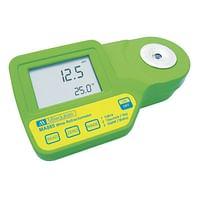 refractometer digitaal 0-230 Oe + 0-50 Brix-Milwaukee