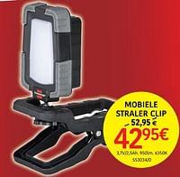 Brennenstuhl mobiele straler clip-Brennenstuhl