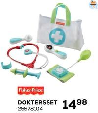 Doktersset-Fisher-Price