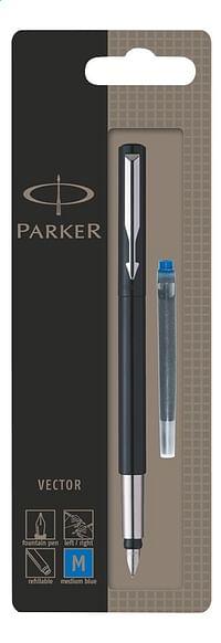 Parker vulpen Vector zwart-Parker