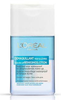 L'Oréal Paris Skin Expert Oog- en Lip Reinigingslotion-Paris